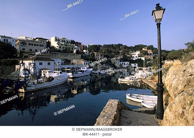 Mallorca Cala Figuera - harbour