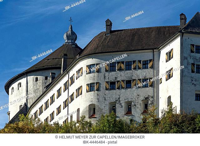 Kufstein Fortress, Kufstein, Tyrol, Austria