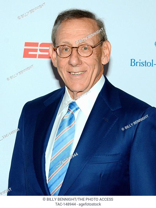 Stephen M. Ross attends the 3rd Annual Sports Humanitarian of the Year Awards at LA LIVE'S The Novo in Los Angeles on July 11, 2017