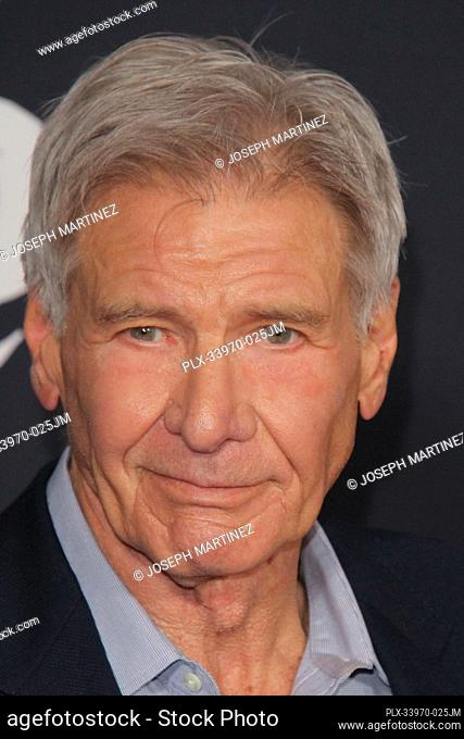 """Harrison Ford at """"""""The Call Of The Wild"""""""" World Premiere held at El Capitan Theatre in Los Angeles, CA, February 13, 2020"""
