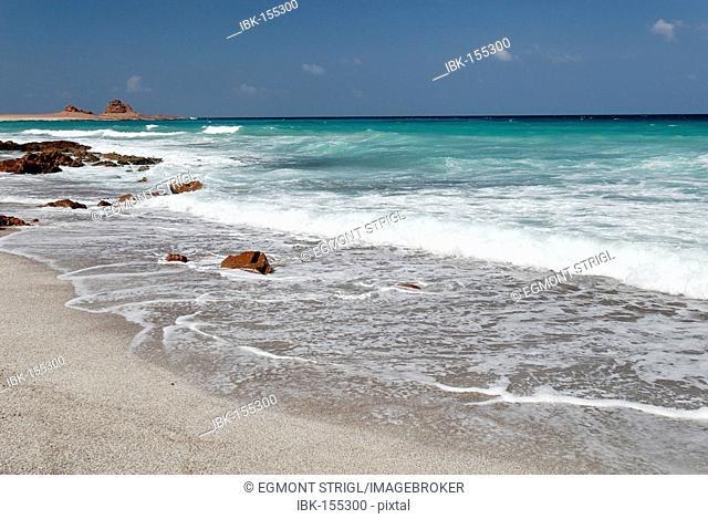 Cape Di Hamri, Socotra island, UNESCO World Heritage Site, Yemen