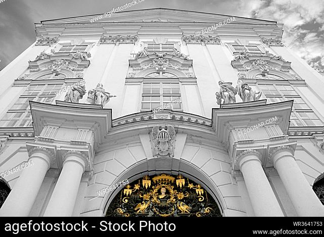 Ein Palais in Wien