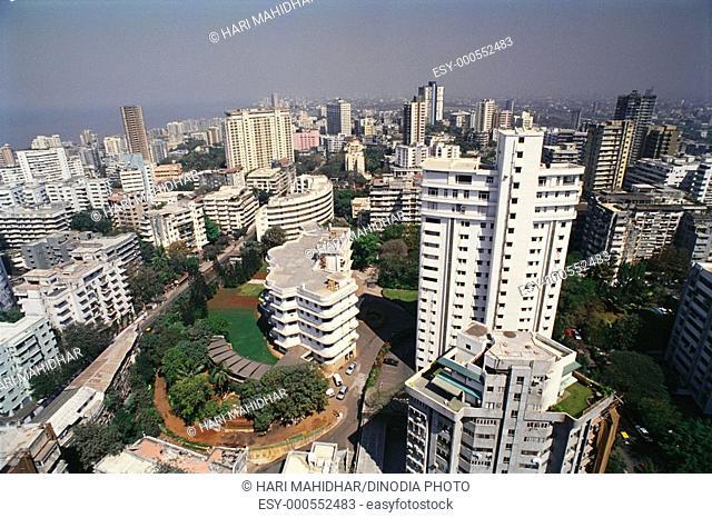 Bombay Mumbai , Aerial View , Maharashtra , India