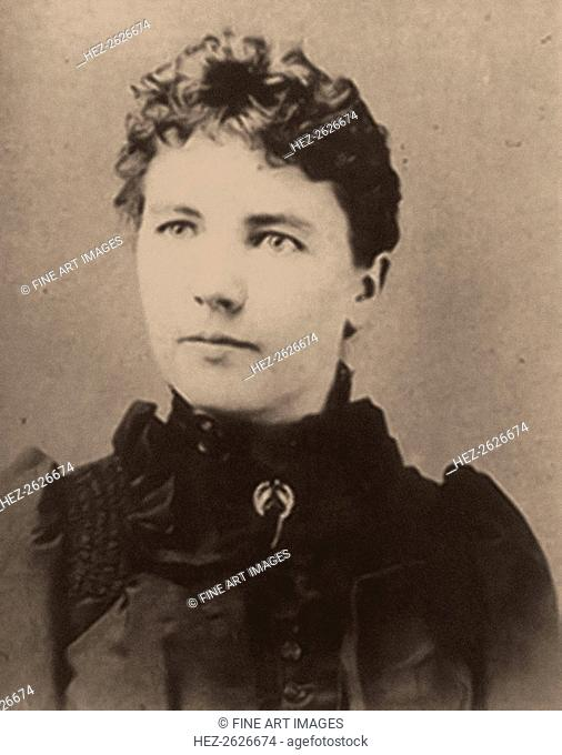 Laura Ingalls Wilder (1867-1957), 1900s. Artist: Anonymous
