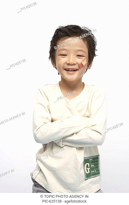 Portrait of Naughty Boy, Korea