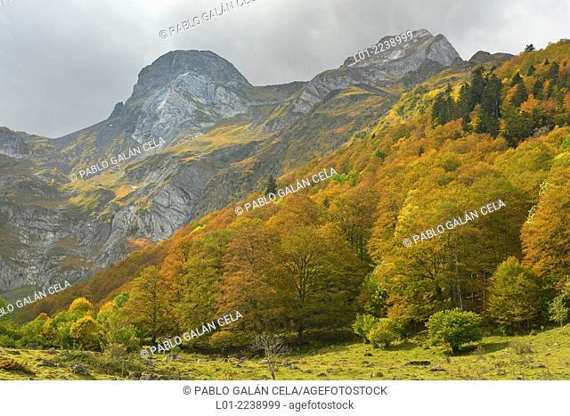 Artiga de Lin, valle de Arán (Pirineo de Lérida)