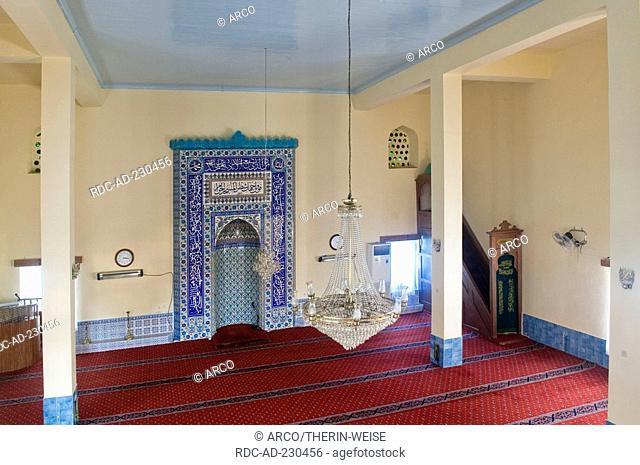 Mosque, Sirince, Kusadasi, Turkey