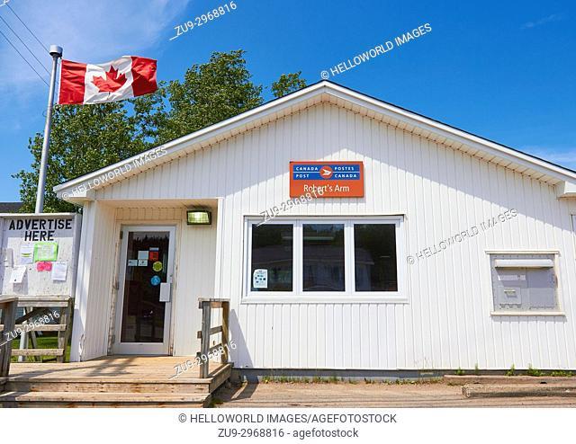 Canada Post, Robert's Arm, Newfoundland, Canada