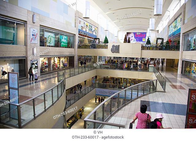 Shoemart shopping mall, Makati, Philippines