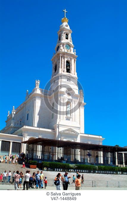 Our Lady of the Rosary Fátima, Fatima, Portugal, Europe