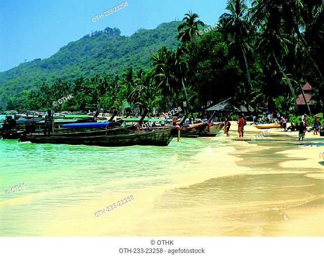 Phi Phi Don resort, Thailand