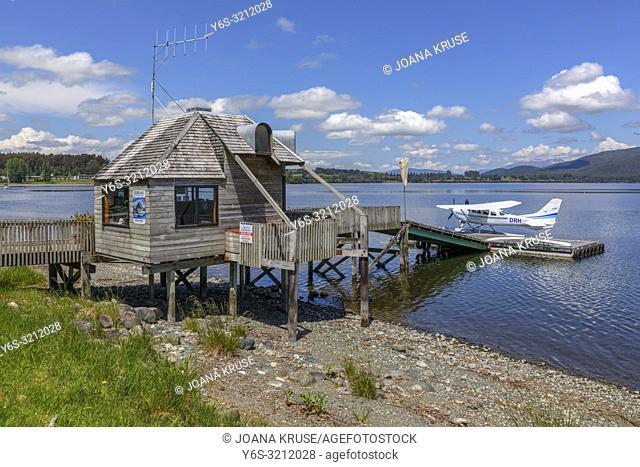 Te Anau, South Island, Fiordland, New Zealand