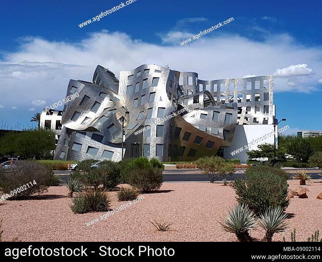 USA, Nevada, Clark County, Las Vegas, West Bonneville Avenue, Cleveland Clinic, Lou Ruvo Center for Brain Health