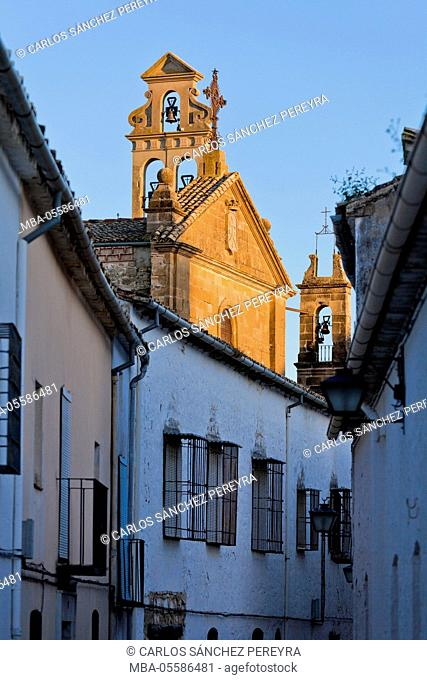 Architecture in Ubeda, Jaen Province, Andalusia, Spain