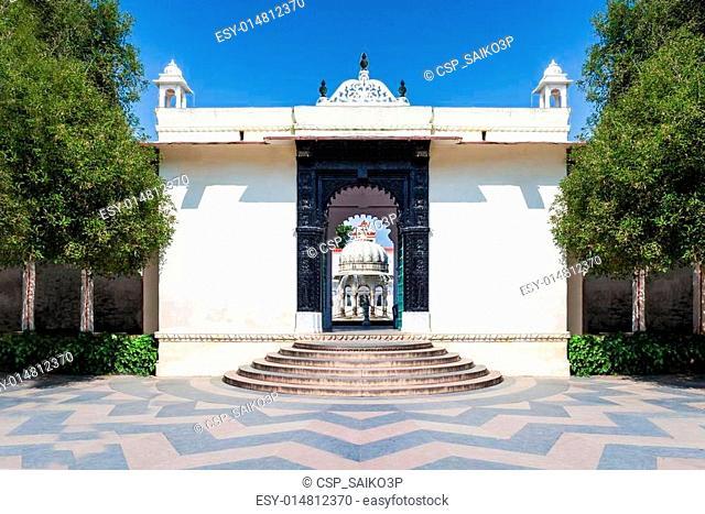 Saheliyon-ki-Bari, Udaipur