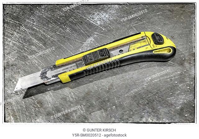 Detail Photo of a Utility Knife