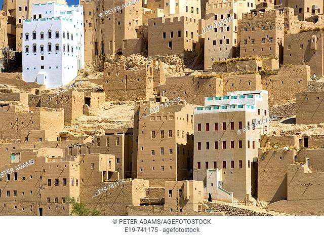 Al Hajjarayan, Wadi Dawan, nr Wadi Hadhramawt, Yemen