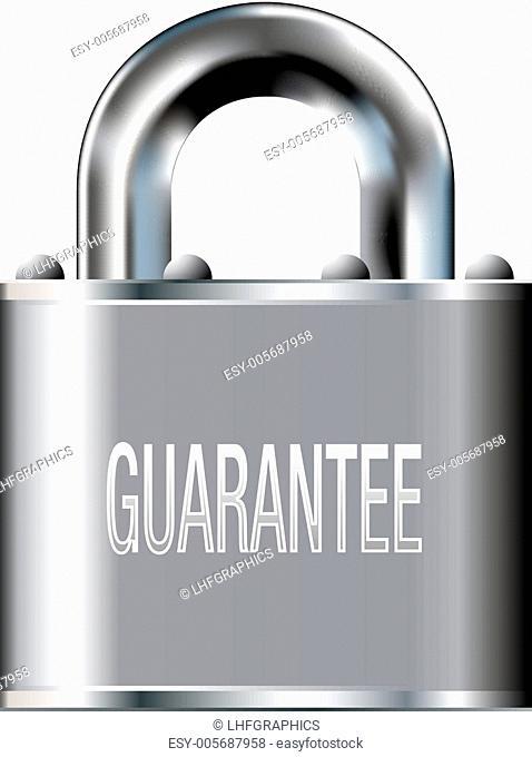 Security guarantee icon