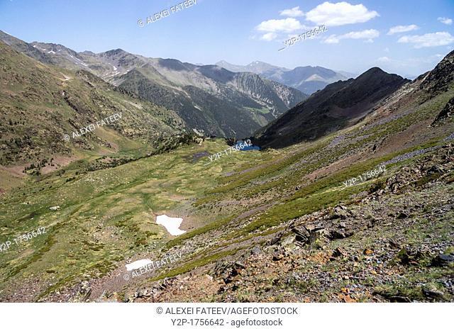 Pyrenees in Andorra