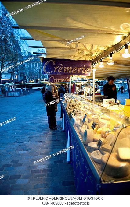 Creamery, Paris, France