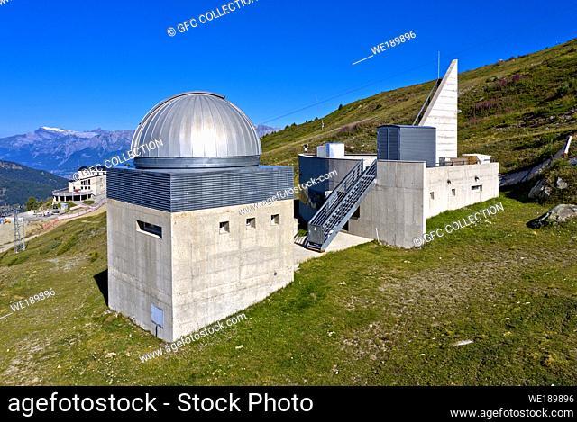 Francois-Xavier Bagnoud Observatory, Saint-Luc, Valais, Switzerland