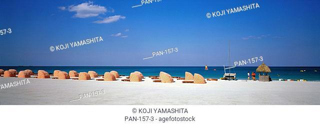 Beach, Miami, Florida, USA, No Release