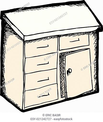 Isolated Cabinet