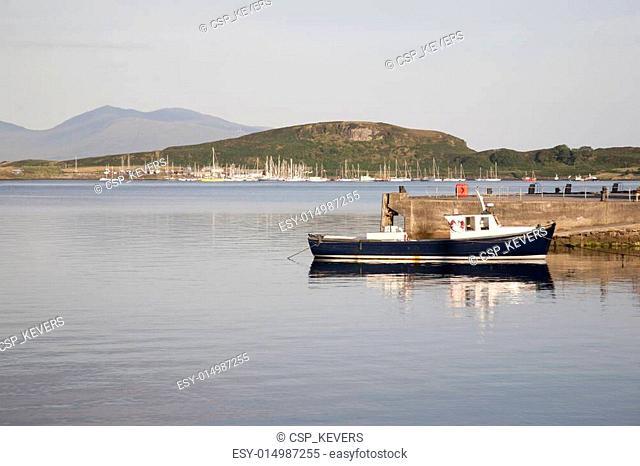 Isle of Kerrera and Ferry; Oban; Scotland