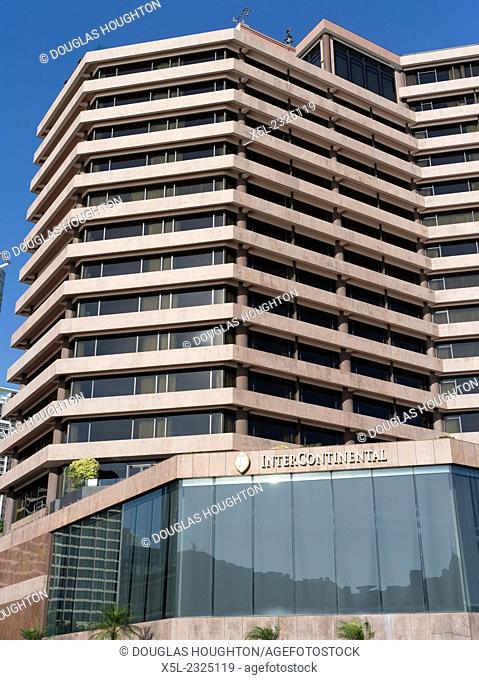 TSIM SHA TSUI HONG KONG Intercontinental hotel New World Centre