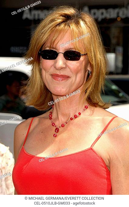 Christine Lahti at arrivals for CHARLIE AND THE CHOCOLATE FACTORY Premiere, Grauman's Chinese Theatre, Los Angeles, CA, July 10, 2005