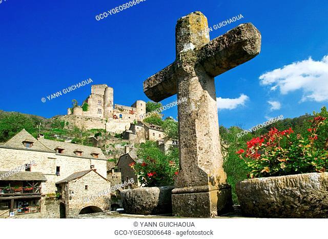 Belcastel, Aveyron, Midi-PyrenÚes, France
