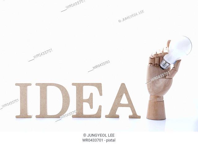 creative and idea