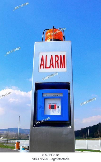 emergency roadside call point - 01/01/2009
