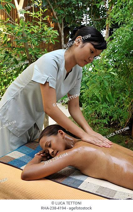 Massage For Women Philippines