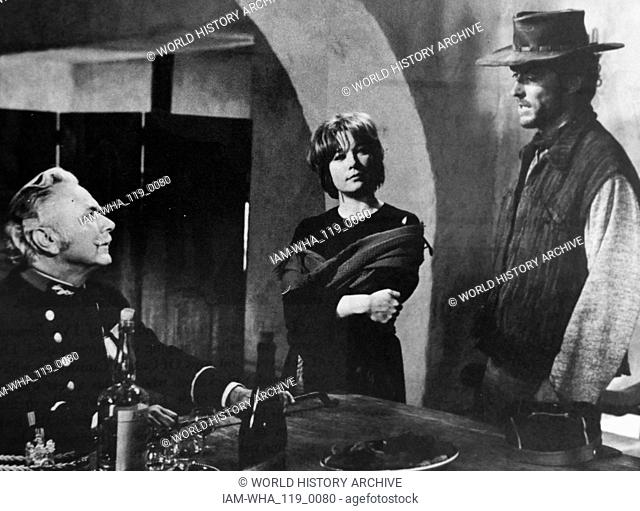 Two Mules for Sister Sara  1970 American-Mexican western film 669a65f327c