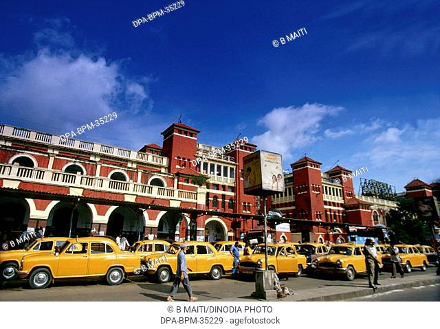 Howrah Station ; calcutta ; west bengal ; india