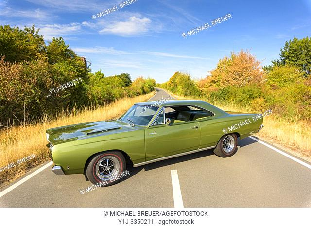 Muscle Car, Plymouth Road Runner, 1968