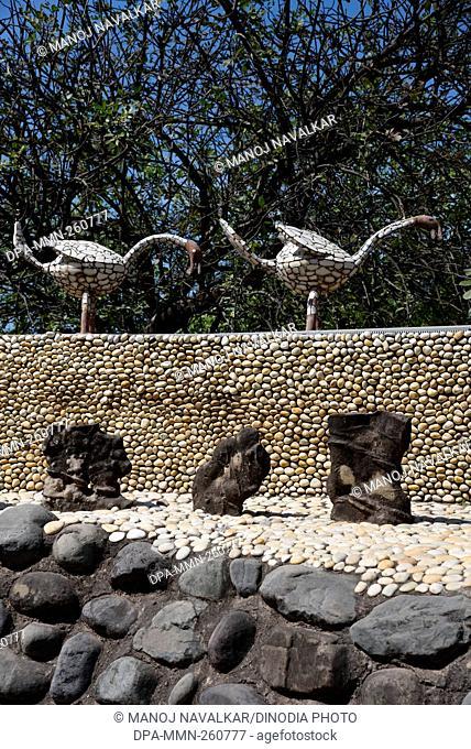 rock garden, Chandigarh, haryana, India, Asia
