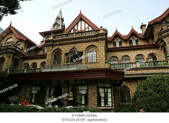 Heng Sheng Moller Villa Hotel, Hengshen Road, Shanghai