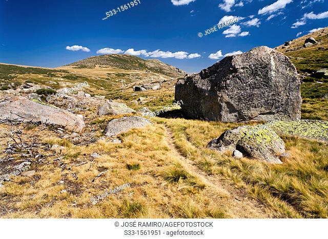 La Pasiega  Sierra de Gredos  Ávila  Castilla León  Spain