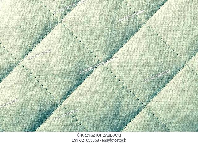 Abstract green soft textured background with squares