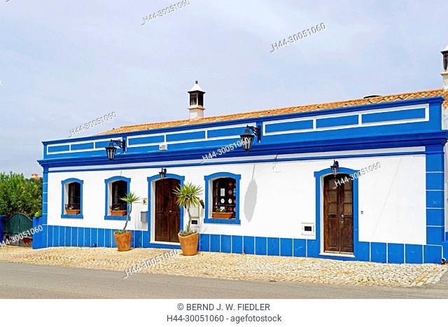 Restaurante O Alambique, house, typically, Silves Portugal