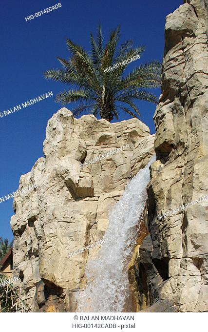 A PARK NEAR BURJ AL ARAB IN DUBAI,UAE