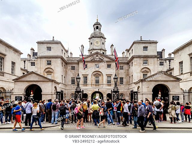 Horse Guards Building, Whitehall, London, England