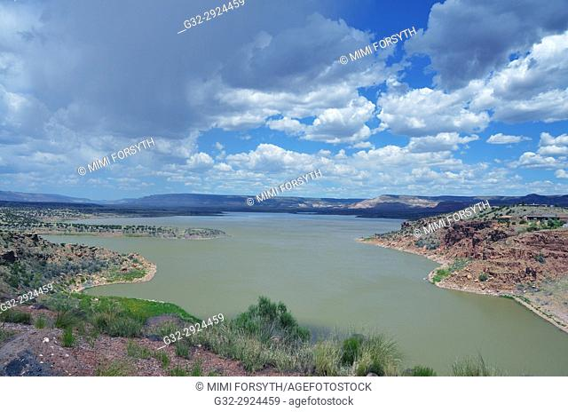 Abiquiu lake, New Mexico