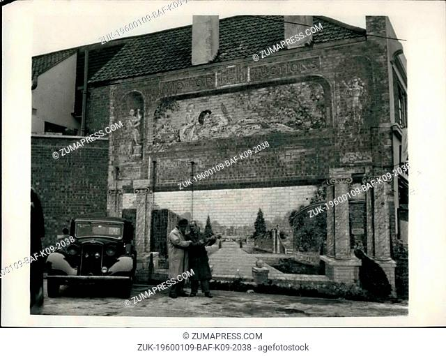 Feb. 29, 2012 - ?¢'Ǩ?ìThe Naked Truth?¢'Ǩ¬ù goes to court - A painting of a woman on a wall 30ft.long by 19 ft. high lad to a claim for £100 damages and...