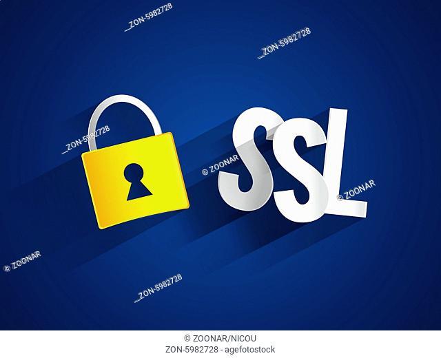 Creative abstract SSL