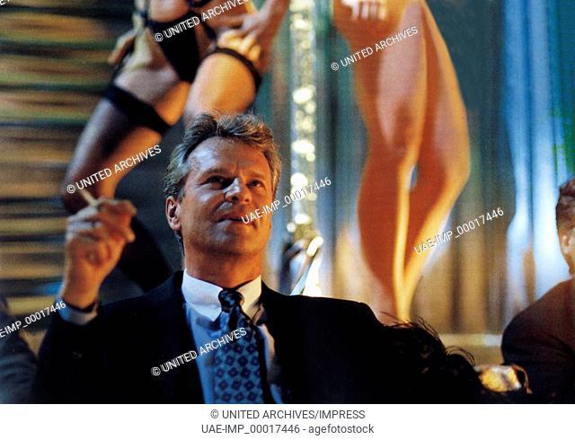 St. Pauli Nacht, (ST. PAULI NACHT) D 1999, Regie: Sönke Wortmann, PETER SATTMANN, Stichwort: Striptease, Tabledance, Zuschauer