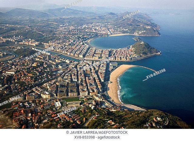 San Sebastián, Gipuzkoa, Basque Country, Spain