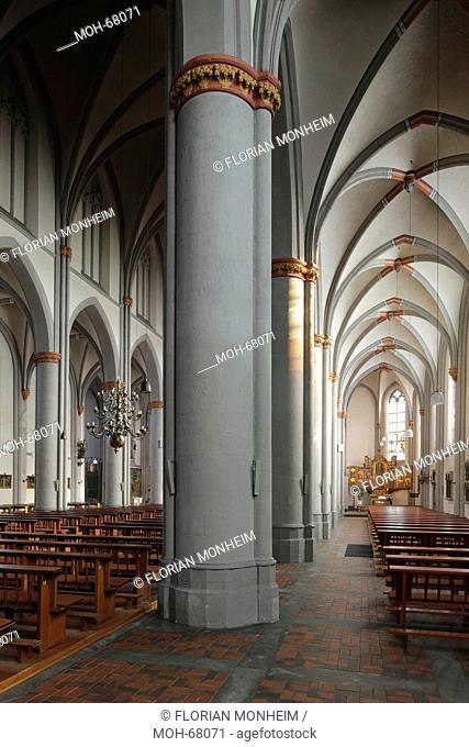 Kleve, Probsteikirche St. Mariae Himmelfahrt